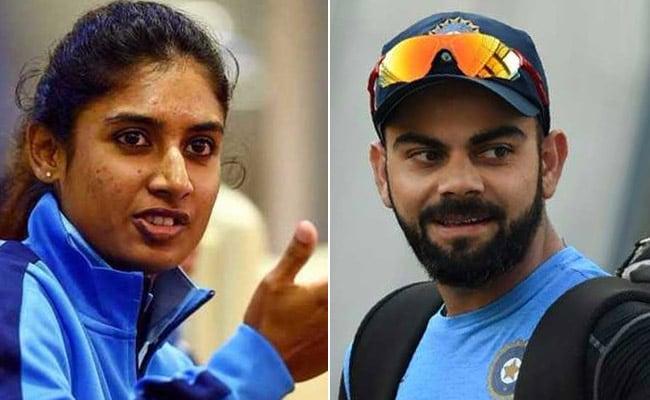 विश्वरिकॉर्ड पर मिताली राज को बधाई दी विराट कोहली ने, लेकिन कर बैठे यह बड़ी भूल...