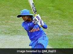 ICC Women's World Cup 2017: Mithali Raj Hits Fine Century vs New Zealand