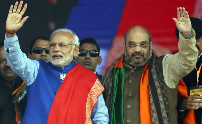 PM Narendra Modi, Amit Shah To Meet Chief Ministers Of BJP-Ruled States Today