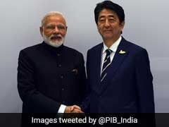 As Their Navies Meet For Malabar, PM Modi and Japan's Abe Review Ties