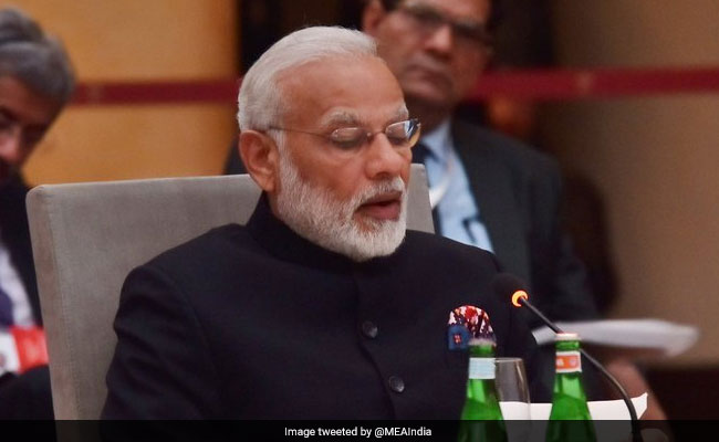 Prime Minister Narendra Modi Voices Concern Over Situation In Gulf And Korean Peninsula