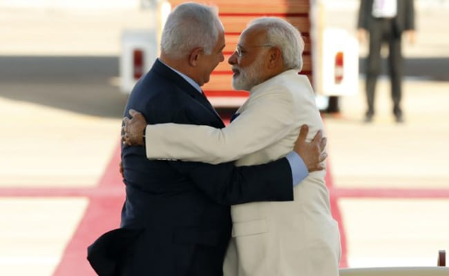 On India Visit, A Roadshow In Gujarat With 'Friend Modi' For Israel PM