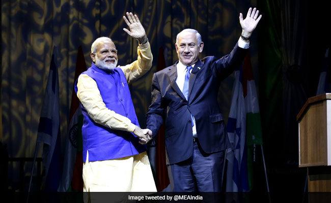 LIVE: PM Narendra Modi Has Good News For Israelis Of Indian Origin