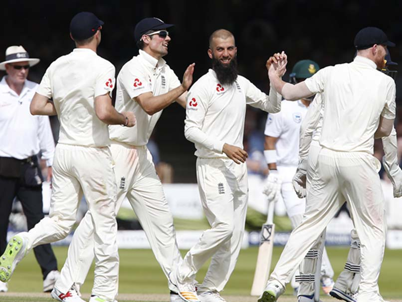 1st Test: Moeen Ali, Stuart Broad Strengthen England's Grip On Day 2