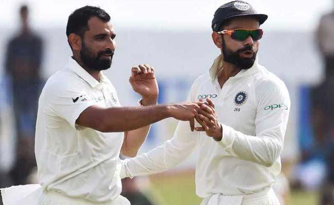 IND vs SA: सेंचुरियन टेस्ट में मोहम्मद शमी ने बनाया अलग तरह का 'शतक'