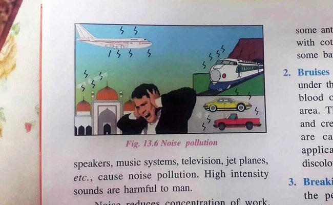 Mosque Shown As Noise Pollutant In Class 6 Textbook, Sparks Controversy