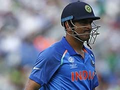 India Vs West Indies: MS Dhoni Could Not Finish Off This Time, Scores Slowest Fifty By An Indian In 16 Years