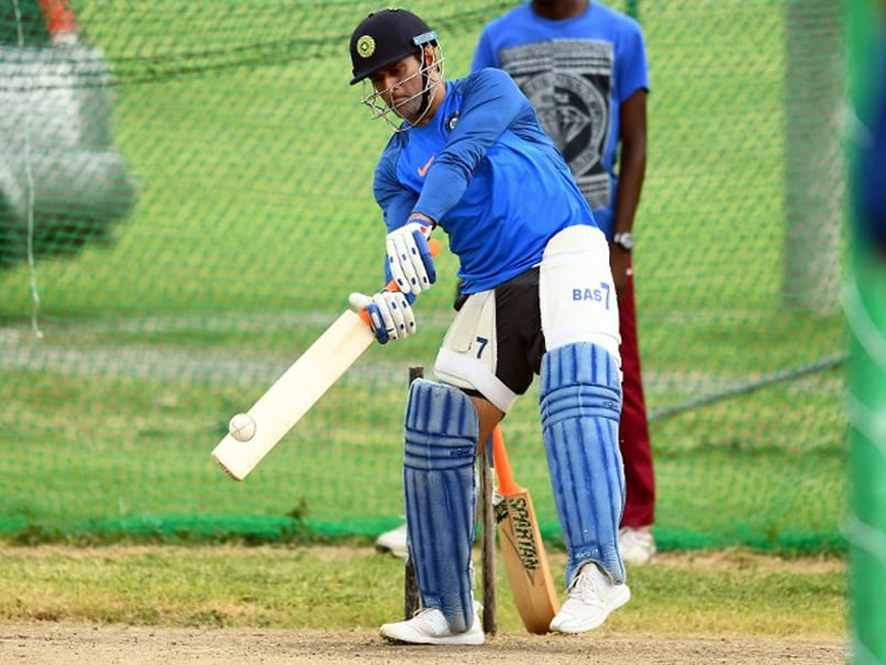 MS Dhoni May Have To Change His Bat Due To Revised Rules