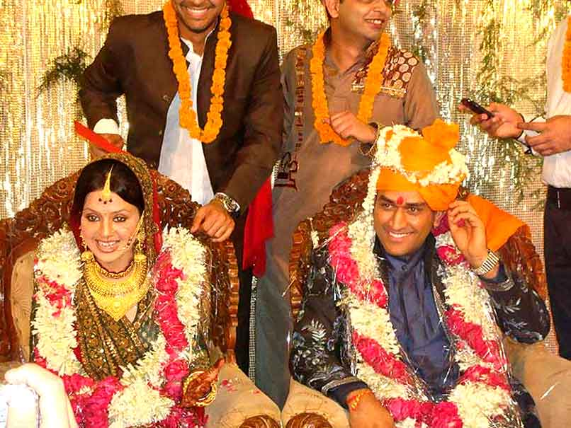 MS Dhoni And Sakshi Celebrate Seven Years Of Togetherness, Wishes Galore On Social Media