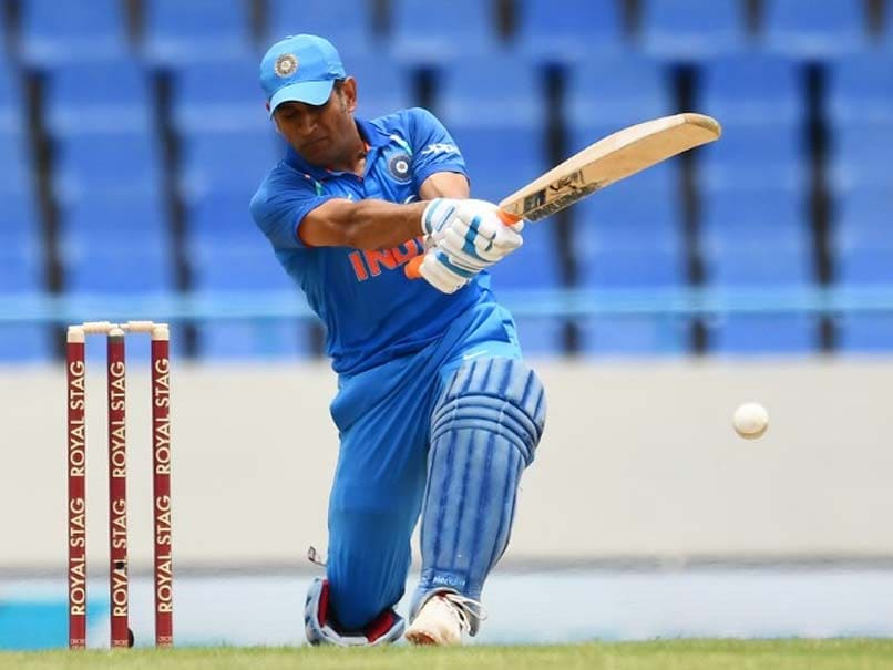 Mahendra Singh Dhoni Likens Himself To Wine After Brilliant Knock vs West Indies