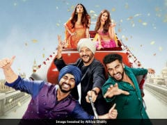 <i>Mubarakan</i> Movie Review: Anil Kapoor Lends Lustre To Proceedings Before Idiocy Quotient Peaks