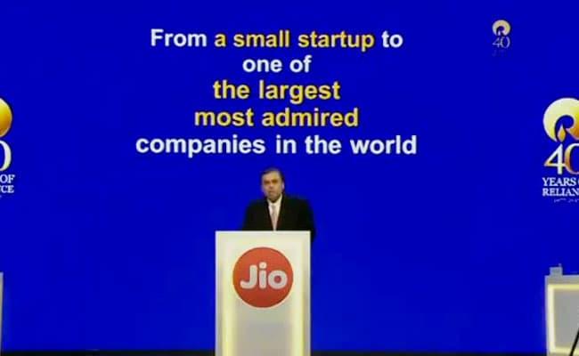 मोबाइल डाटा खपत के मामले में भारत पहुंचा पहले पायदान पर, Jio का एक साल हुआ पूरा