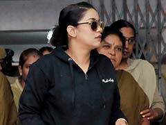 Actor Mumaith Khan Grilled In Hyderabad Drug Case