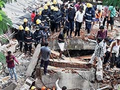 'Cut My Hands But Pull Me Out,' Mumbai Building Collapse Survivor Said