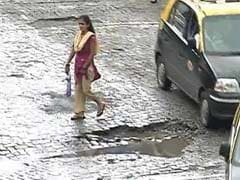 In Mumbai, Potholes Get Fixed. Return 24 Hours Later