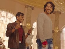 <I>Munna Michael</I> Song: Tiger Shroff's <I>Swag</i> Rubbed Off On Nawazuddin Siddiqui
