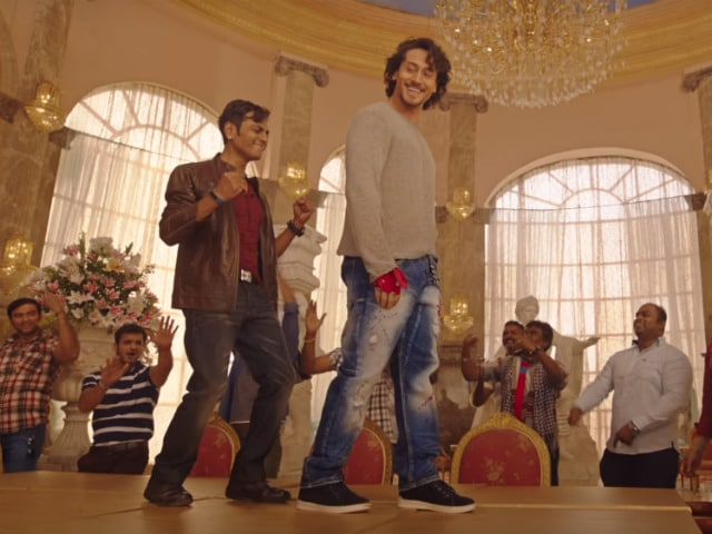 Munna Michael Song: Tiger Shroff's Swag Rubbed Off On Nawazuddin Siddiqui