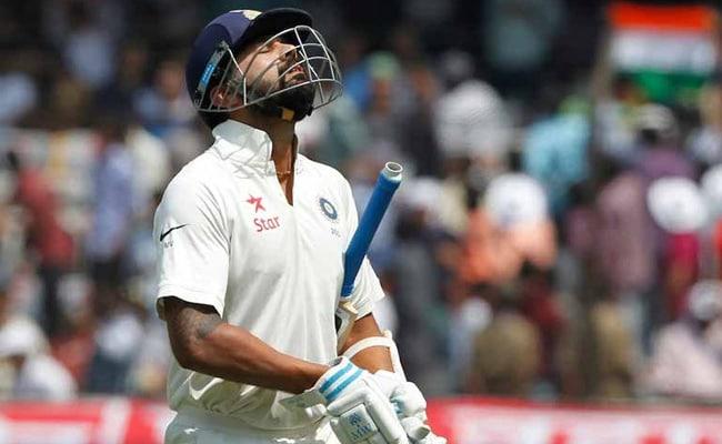 श्रीलंका दौरा : चोट के कारण मुरली विजय भारतीय टेस्ट टीम से  बाहर, इस ओपनर को मिला टीम में स्थान