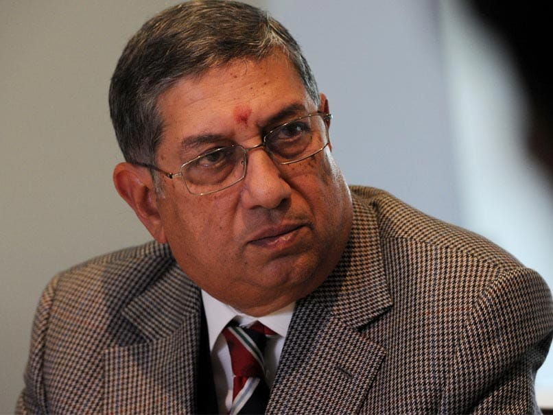 Srinivasan, Niranjan Shah From Attending BCCI's SGM On July 26