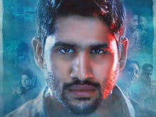 Naga Chaitanya Shares The First Poster Of His Upcoming Film <i> Yuddham Sharanam</i>