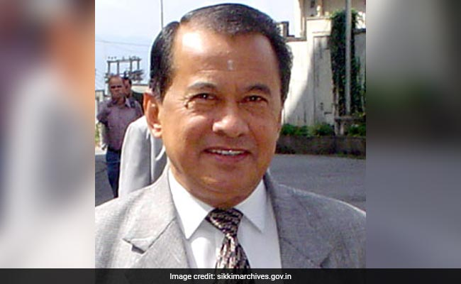 PM Modi Condoles Death Of Ex Sikkim Chief Minister Nar Bahadur Bhandari