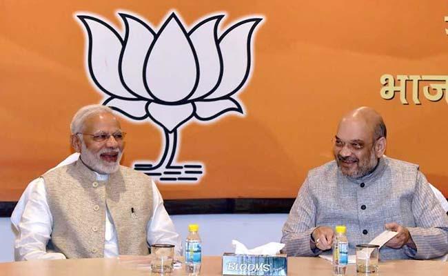 भाजपा शासित प्रदेशों के मुख्यमंत्रियों से कल मिलेंगे पीएम मोदी और अमित शाह