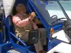 जब इस्राइली पीएम बेंजामिन नेतन्याहू ने पीएम नरेंद्र मोदी के लिए चलाई जीप