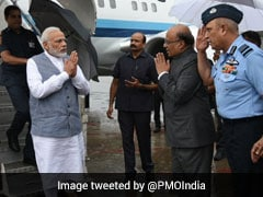 PM Modi To Visit Cyclone Ockhi Hit Tamil Nadu, Kerala, Lakshadweep Today