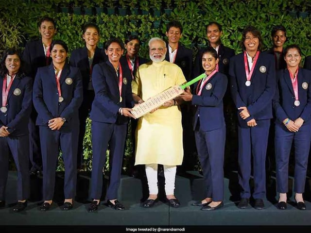 Indian Womens Cricket Team Won Nations Hearts, Says PM Narendra Modi