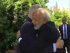 इस्राइल के राष्ट्रपति से मिले पीएम नरेंद्र मोदी, बोले- I फॉर I = इंडिया फॉर इस्राइल