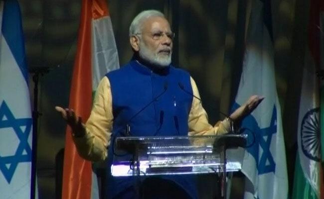 भारत और इस्राइल एक-दूसरे से गहराई से जुड़े हैं- इस्राइल में भारतीय समुदाय से पीएम नरेंद्र मोदी