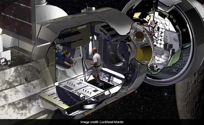 NASA Is Building A Prototype For A Habitat In Deep Space - By Recycling An Old Cargo Container