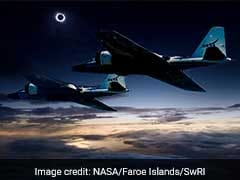 Scientists To Chase Solar Eclipse Using NASA Jets