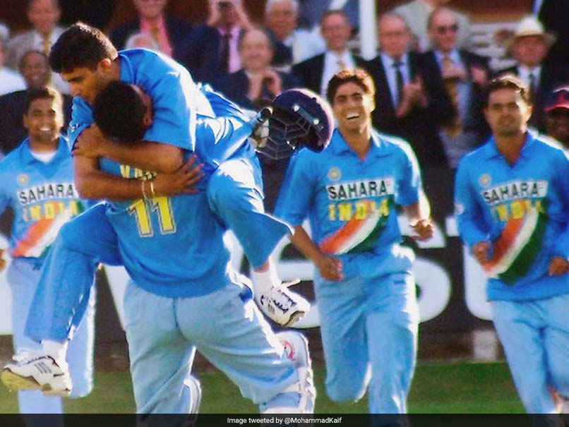 NatWest Series Final, July 13, 2002: The Day When Sourav Ganguly Lost His Shirt And India Won The Title