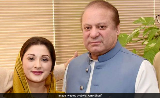 nawaz sharif daughter maryam