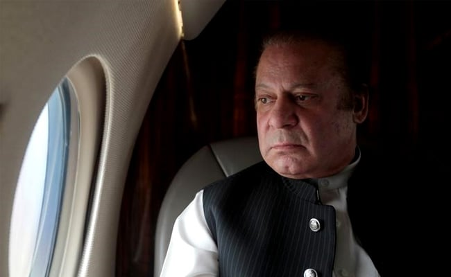 Ousted Pakistan Prime Minister Nawaz Sharif Arrives In Saudi Arabia