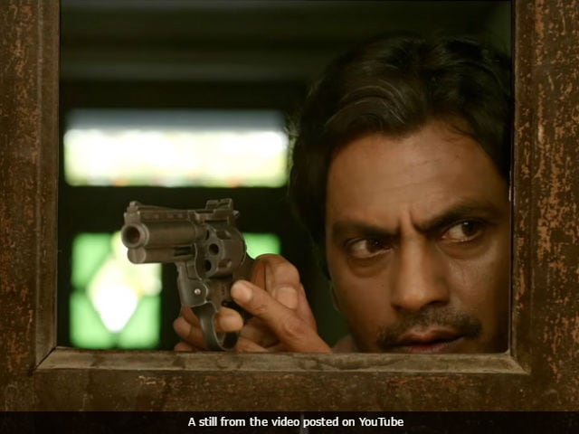 Babumoshai Bandookbaaz Trailer: Nawazuddin Siddiqui Is As Deadly As The Name Suggests