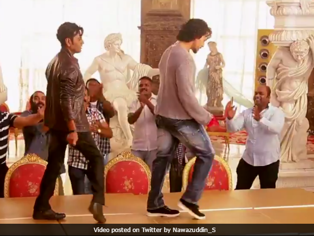Munna Michael: Watch Nawazuddin Siddiqui Match His Dance Steps With Tiger Shroff