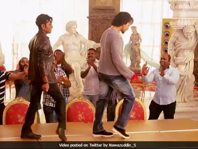 Munna Michael: Watch Nawazuddin Siddiqui Match His Dance Steps With Tiger Shroff