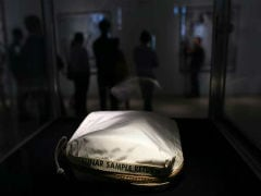 Neil Armstrong Moon Bag Sells For 1.8 Million Dollars In New York