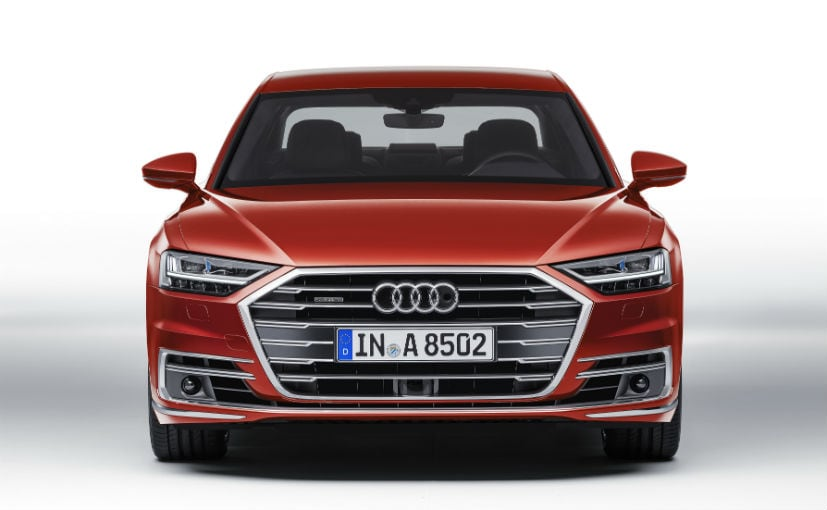 new audi a8 front