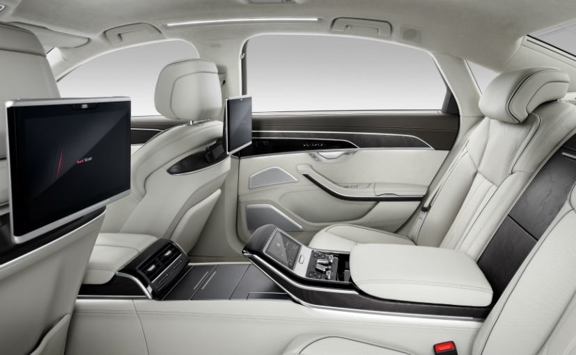 new audi a8 rear seats
