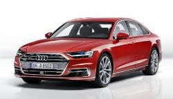India Bound New Audi A8 Luxury Sedan Unveiled
