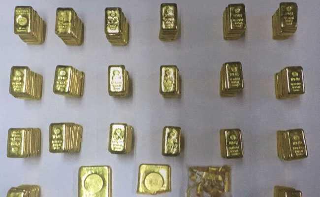 चंडीगढ़ हवाईअड्डे से 10 माह में 90 लाख रुपये का सोना जब्त