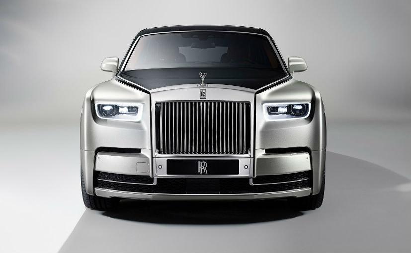 The new-gen Rolls-Royce Phantom is based on the company's new aluminium spaceframe platform