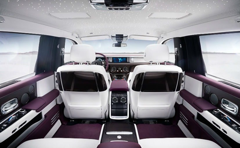 new rolls royce phantom interiors
