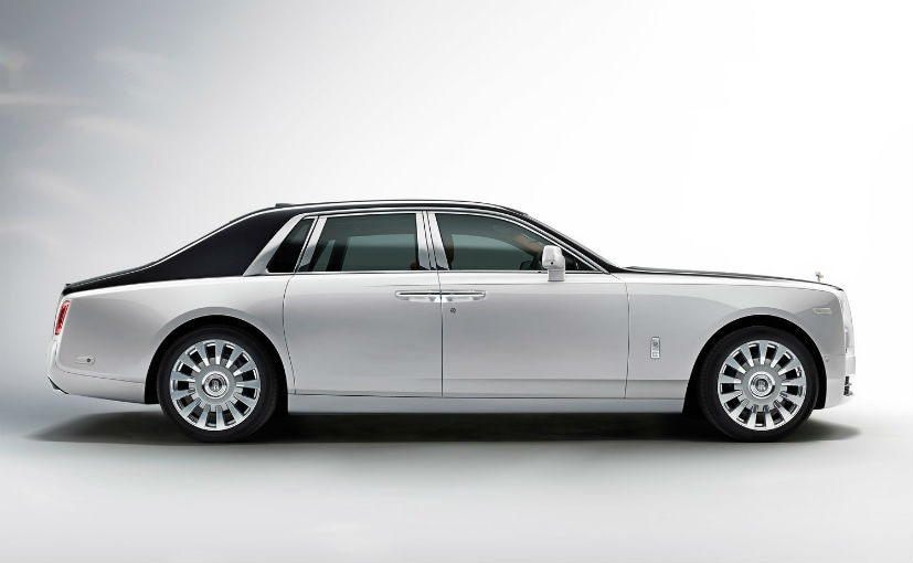 new rolls royce phantom side