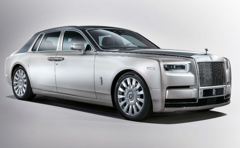 New Rolls Royce Phantom Viii Flagship Luxury Sedan Unveiled Ndtv