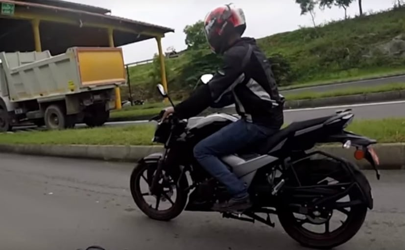 The updated TVS Apache RTR 160 has been spotted unergoing test runs last year