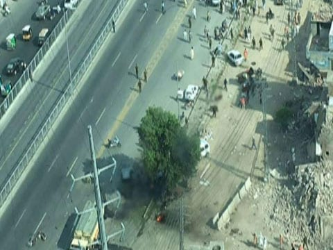 Update: 20 dead, 30 injured in blast near Chief Minister Shahbaz Sharif\'s home in Pakistan\'s Lahore